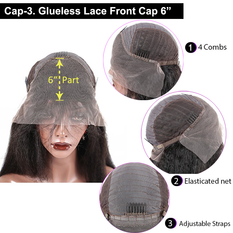 67000f8b8d5 You have more parting area and ideas than basic lace front cap with this cap.  The price is a bit higher than basic cap style.