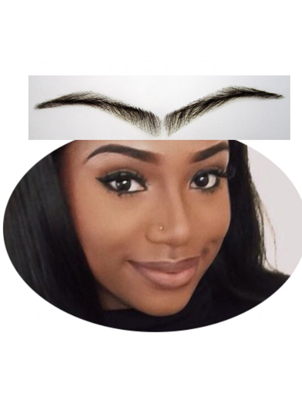 Full Lace Eyebrow Wig