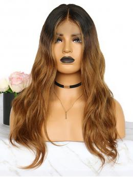 Ashanti Ombre Wavy Lace Wig OM015
