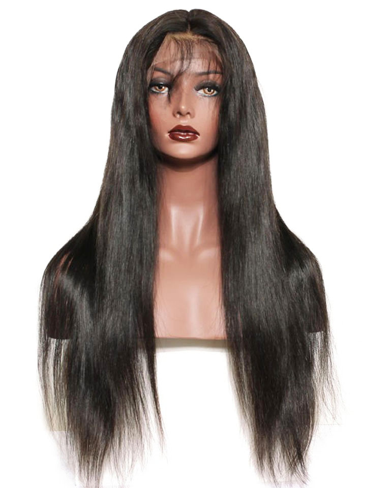 200 Percent Heavy Density Straight Full Lace Wig OS002