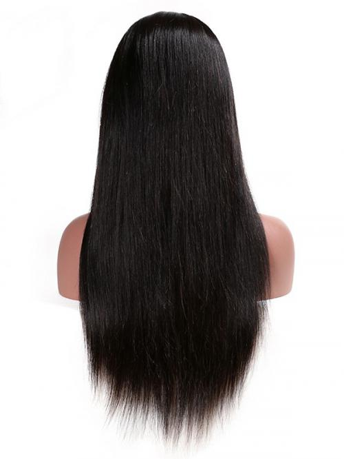 Kylie Jenner Inspired Virgin Straight human hair lace wigs - TLF016