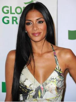 Nicole Scherzinger Inspired Virgin Straight human hair lace wigs - TLF020