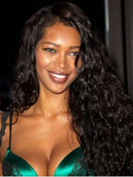Jessica White Inspired Virgin Curly human lace wigs -TLF024